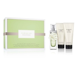 BANANA REPUBLIC Подарочный набор Wildbloom Vert Парфюмерная вода, спрей 50 мл + Крем для тела 100 мл + Гель для душа 100 мл