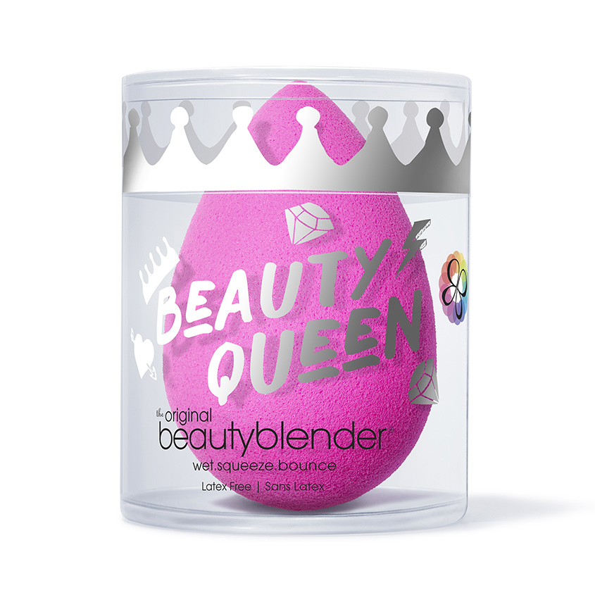 BEAUTYBLENDER Спонж beautyblender Queen фото