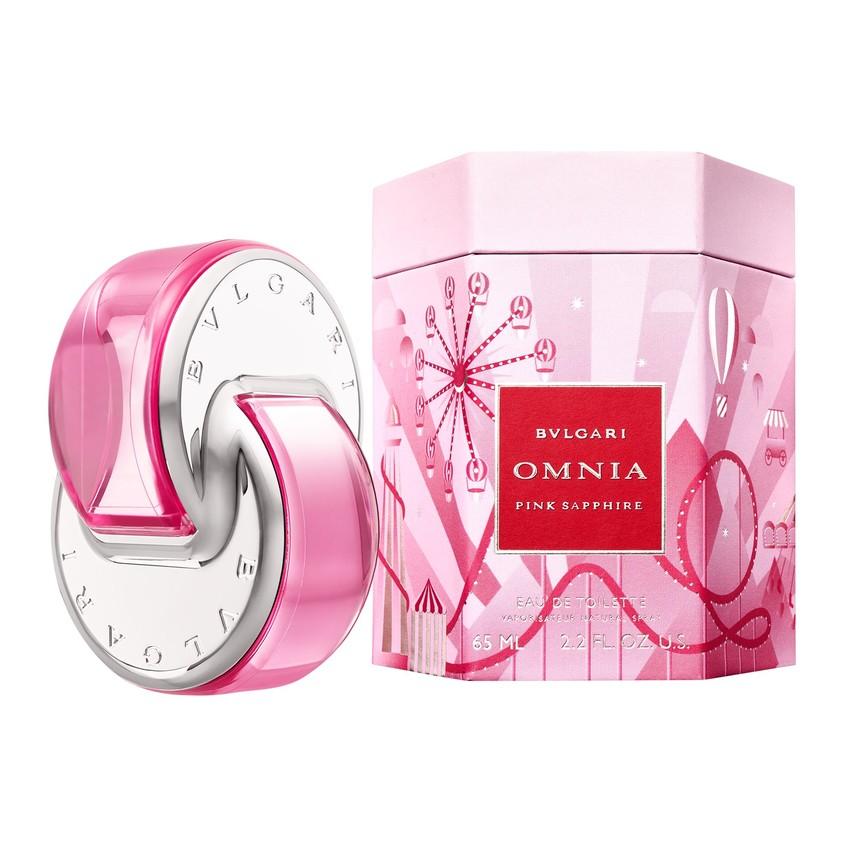 Купить BVLGARI Omnia Pink Sapphire Limited Edition