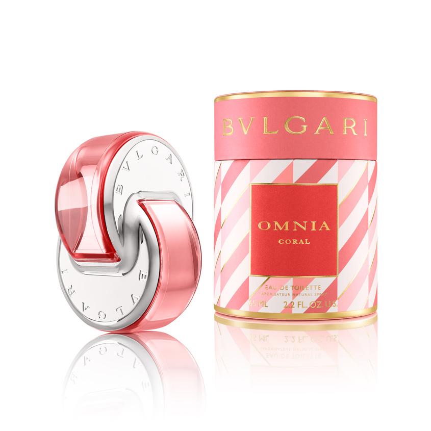 BVLGARI Omnia Coral Candyshop Edition