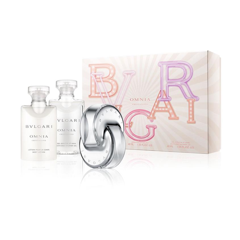 BVLGARI Подарочный набор Omnia Crystalline
