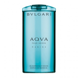 BVLGARI Гель для душа Aqva pour Homme Marine 200 мл aqva ph marine edt 50 мл bvlgari aqva ph marine edt 50 мл
