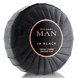 BVLGARI Мыло для бритья Man In Black 100 г