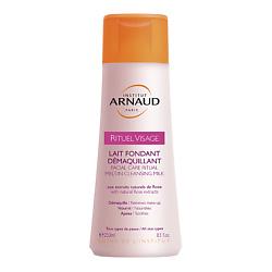 Купить ARNAUD Молочко для снятия макияжа с розовой водой 250 мл, INSTITUT ARNAUD