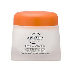 ARNAUD Дневной крем Hydra Absolu SPF 5 для нормальной и комбинированной кожи 50 мл institut arnaud arnaud увлажняющее молочко для тела с экстрактом ванили 250 мл