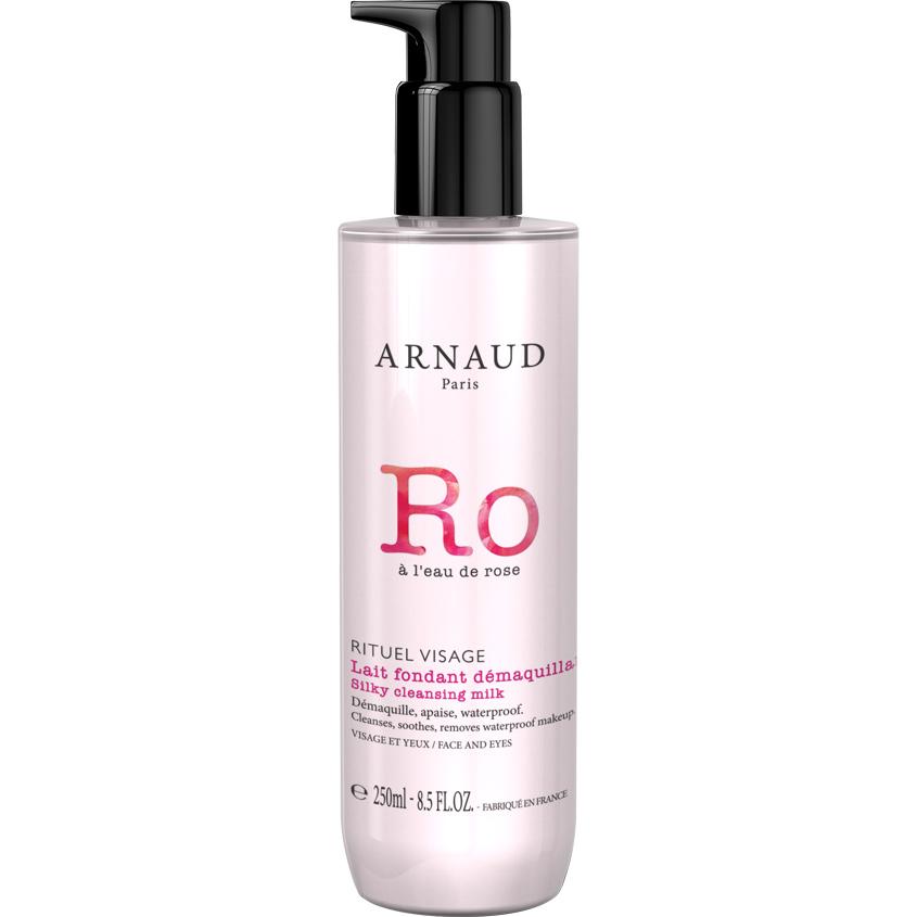 ARNAUD PARIS Молочко для снятия макияжа тающее RITUEL VISAGE с розовой водой фото