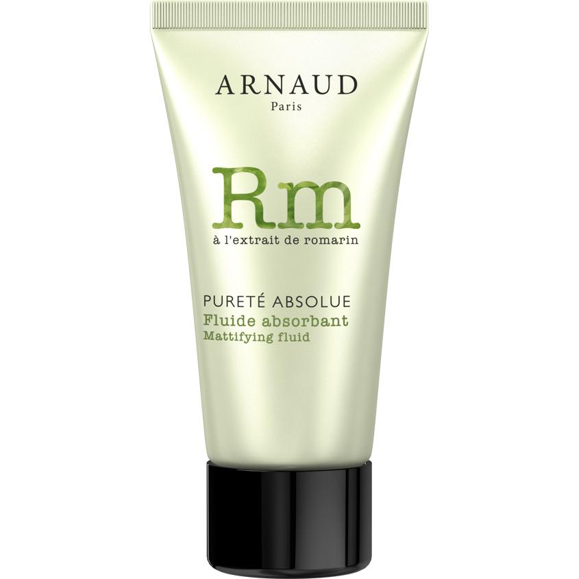 ARNAUD PARIS Флюид для лица матирующий для зрелой жирной кожи PURETE ABSOLUE с экстрактом розмарина