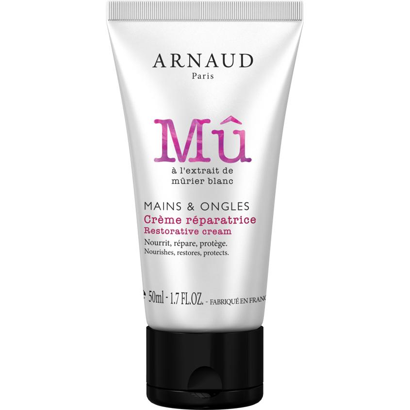 Купить ARNAUD PARIS Крем для рук восстанавливающий MAINS&ONGLES с экстрактом белой шелковицы