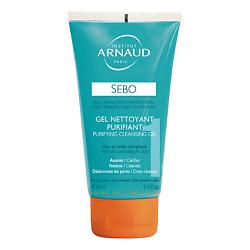 ARNAUD Очищающий гель для жирной кожи 150 мл гели arnaud гель очищающий для жирной кожи