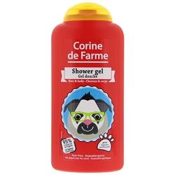CORINE DE FARME Гель для душа детский для волос и тела Груша 250 мл
