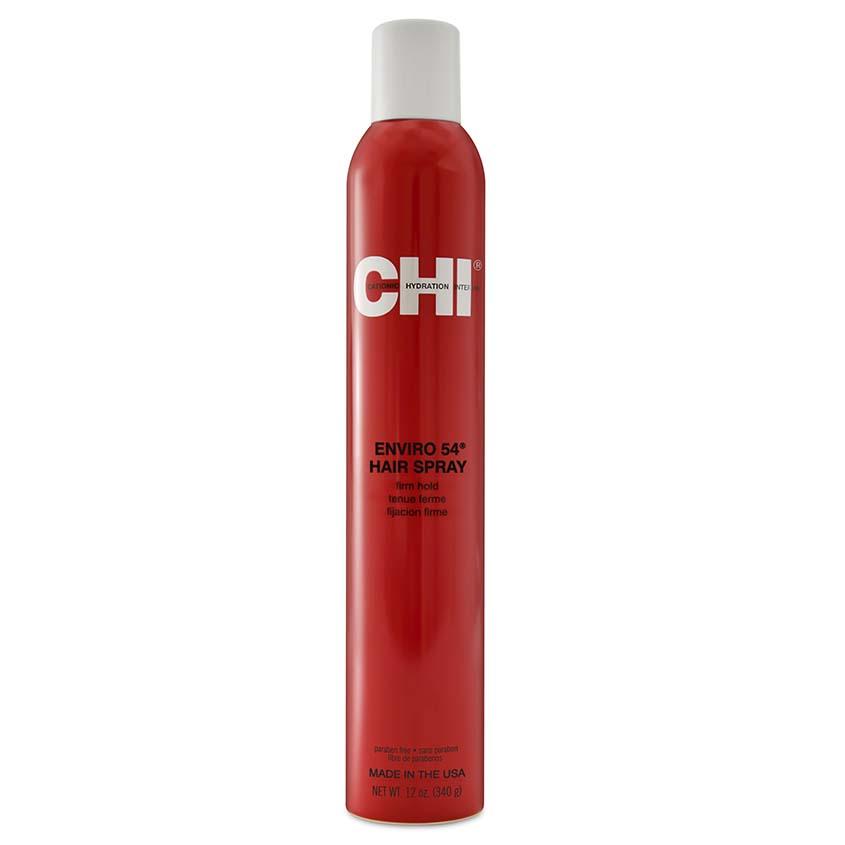 CHI Лак для укладки волос сильной фиксации Enviro 54 Hair Spray