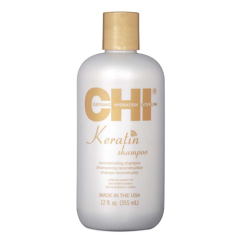 CHI Шампунь с кератином Keratin Shampoo