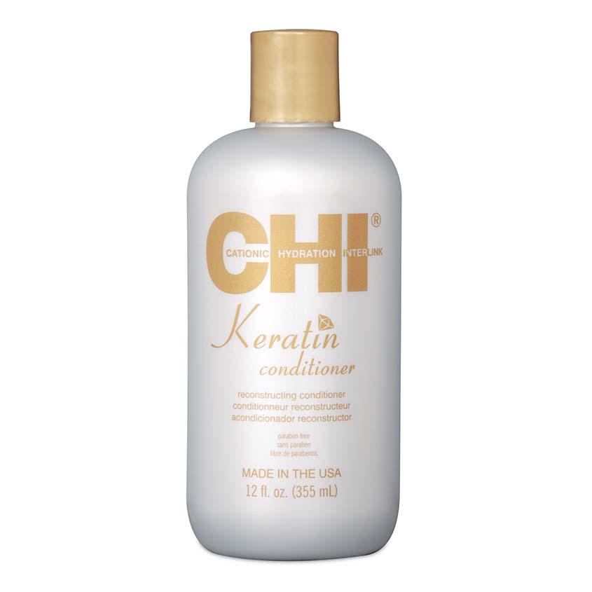 CHI Кондиционер для волос реконструирующий Keratin Conditioner
