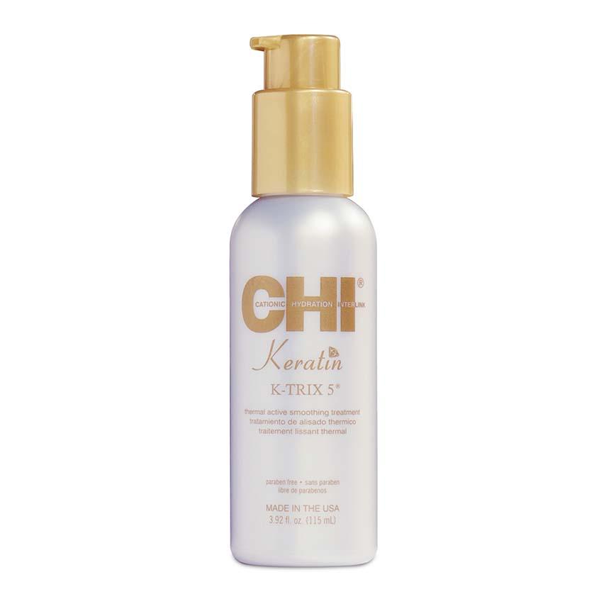 Купить CHI Эмульсия для волос разглаживающая с кератином K-TRIX 5