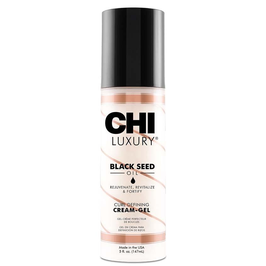 Купить CHI Крем-гель для укладки кудрявых волос с маслом семян черного тмина Curl Defining Cream-Gel