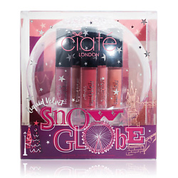 CIATE LONDON CIATE LONDON Набор матовых помад для губ Snow Globe Kiss Collective Матовая помада оттенков Pin Up, Bittersweet, Wonderland, Gossip, Swoon 5х2мл genuine fuji mini 8 camera fujifilm fuji instax mini 8 instant film photo camera 5 colors fujifilm mini films 3 inch photo paper