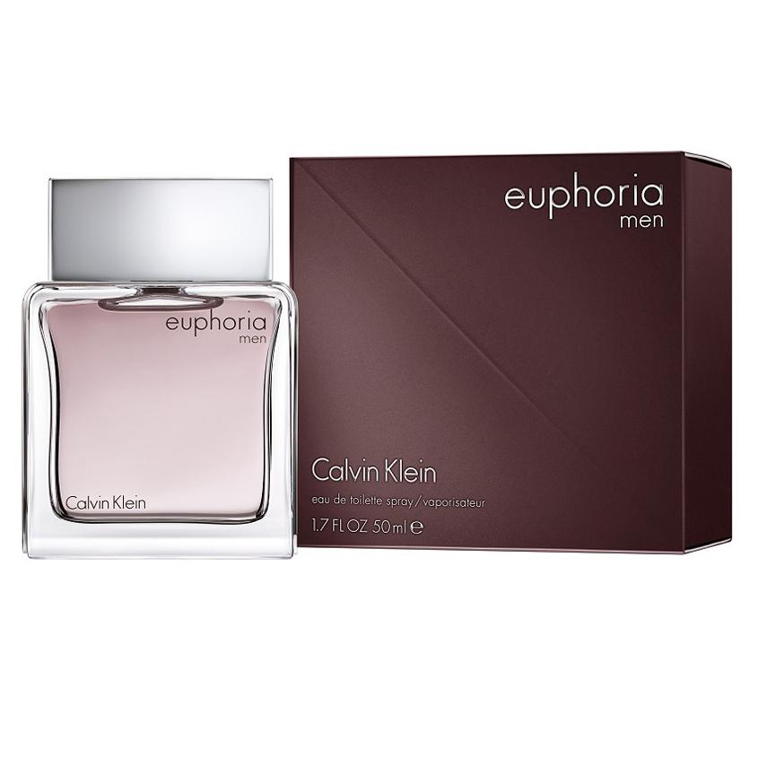 мужская парфюмерия Calvin Klein Euphoria Men купить в москве по