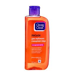 CLEAN  CLEAR Лосьон для глубокого очищения лица 200 мл