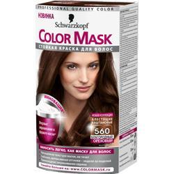COLOR MASK Краска для волос Благородный ореховый