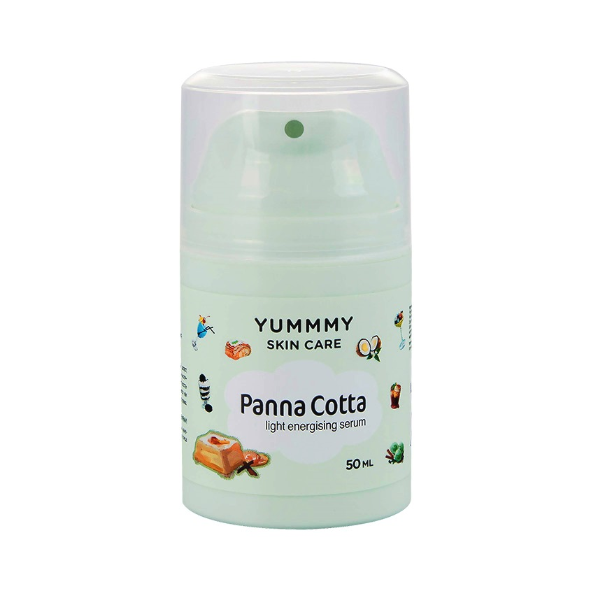 Купить YUMMMY Сыворотка для лица ПАННА-КОТТА