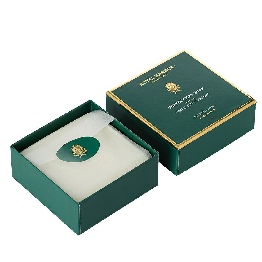 ROYAL BARBER Мыло для мужчин с ароматом лаванды