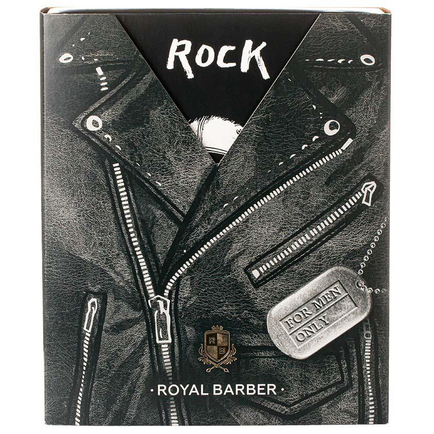 "ROYAL BARBER Набор для мужчин ""ROCK"""