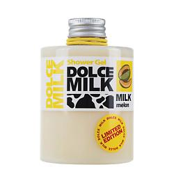 DOLCE MILK Гель для душа Молоко и дыня 300 мл