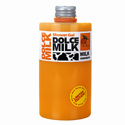 Купить DOLCE MILK Гель для душа Молоко и мандарин 300 мл