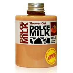 DOLCE MILK Гель для душа Молоко и миндаль в хрустящей карамели 300 мл