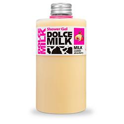 Купить DOLCE MILK Гель для душа Молоко и сливочное печенье с клубничной начинкой 300 мл