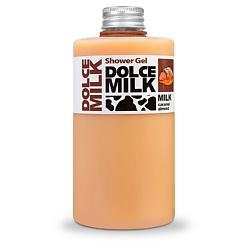 Купить DOLCE MILK Гель для душа Молоко и миндаль в хрустящей карамели 300 мл