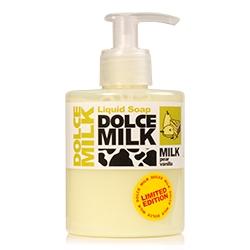 DOLCE MILK Жидкое мыло Молоко и грушевый тарт с ванилью 300 мл dolce milk dolce milk жидкое мыло молоко и шоколад 300 мл