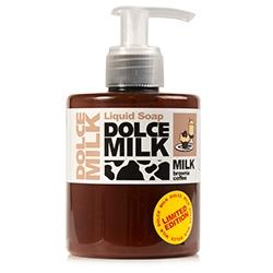 DOLCE MILK Жидкое мыло Молоко и кофейный брауни со сливочным кремом 300 мл