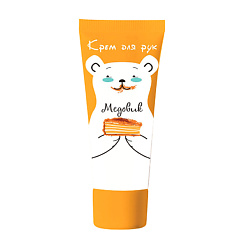 LOREN COSMETIC Крем для рук МЕДОВИК 50 МЛ the yeon canola honey silky hand cream крем для рук с экстрактом меда канола 50 мл