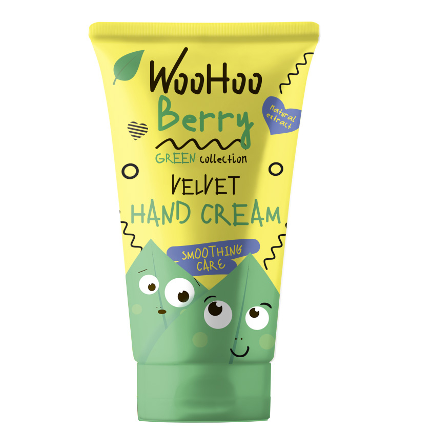 Купить WOOHOO BERRY Крем для рук Смягчающий