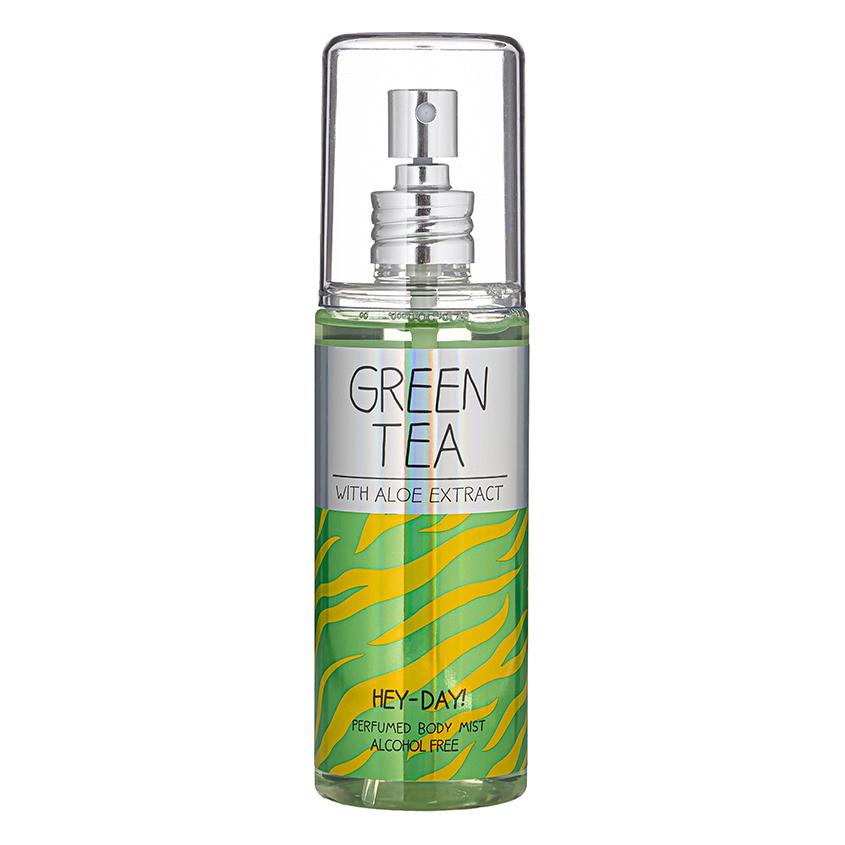"""HEY-DAY Парфюмированный мист для тела """"Green tea"""""""