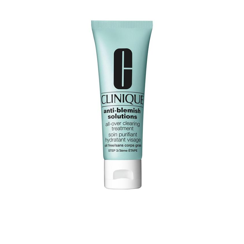 CLINIQUE Увлажняющее средство для проблемной кожи Anti-Blemish Solutions All-over clearing treatment фото