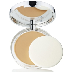 CLINIQUE Легкая компактная пудра с антиоксидантами Almost Powder Makeup SPF 15 № 04 Neutral, 10 г