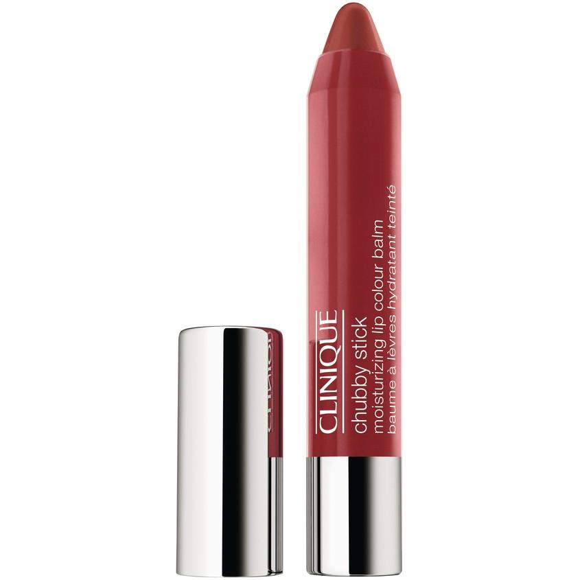 Купить CLINIQUE Увлажняющий бальзам для губ Chubby Stick Moisturizing Lip Colour Balm