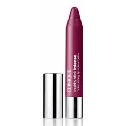 CLINIQUE Увлажняющий бальзам для губ Chubby Stick Intense Moisturizing Lip Colour Balm № 04 Heftiest Hibiscus