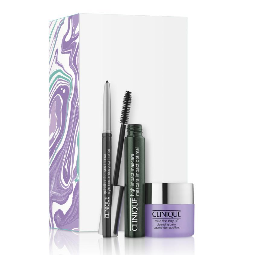 CLINIQUE Набор для макияжа глаз High Impact Mascara