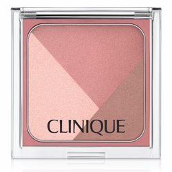 CLINIQUE Палетка для скульптурирования Sculptionary Cheek Contouring Palette 03 Defining Roses
