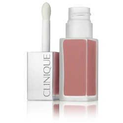 CLINIQUE ������� ��� ��� ��� ����������� ���� � ���� Clinique Pop Liquid Matte Lip Colour + Primer 04: ripe pop 6 ��