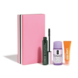 CLINIQUE Набор High Impact Mascara Set 7 мл + 30 мл + 7 мл