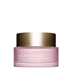CLARINS Дневной гель для предотвращения первых возрастных изменений с антиоксидантным действием для нормальной и комбинированной кожи MULTI-ACTIVE 50 мл