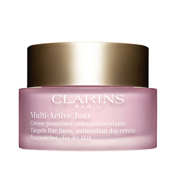 CLARINS ������� ���� ��� �������������� ������ ���������� ��������� � ��������������� ��������� ��� ����� ���� MULTI-ACTIVE 50 ��