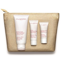 CLARINS ����� � ���������� � ��������� ��� ���� BAUME CORPS SUPER HYDRATANT