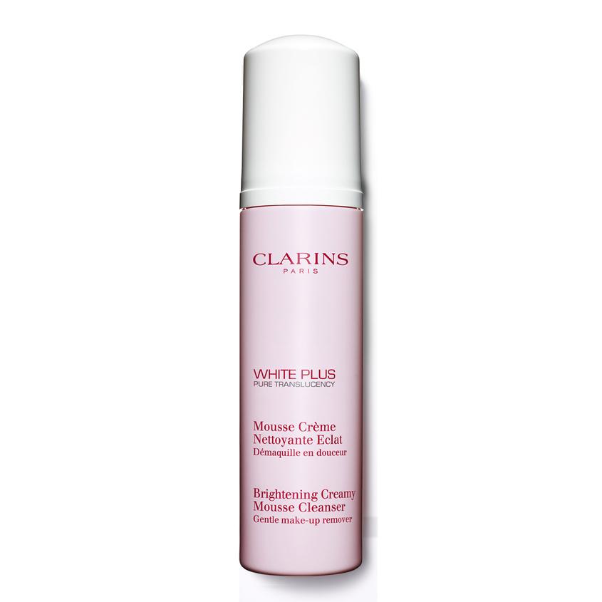 CLARINS Очищающий мусс, осветляющий тон кожи White Plus