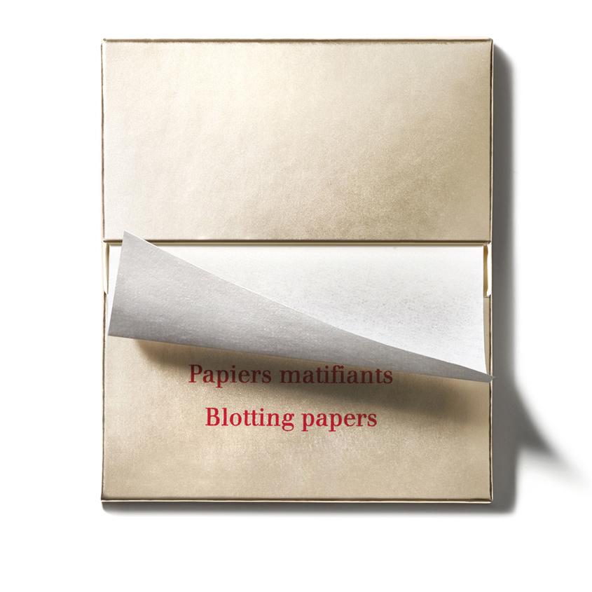 Купить CLARINS Сменные салфетки для пудры с матирующим действием Kit Peau Parfaite