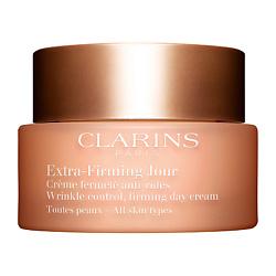 CLARINS Регенерирующий дневной крем против морщин для любого типа кожи Extra-Firming 50 мл clarins extra firming 3ml